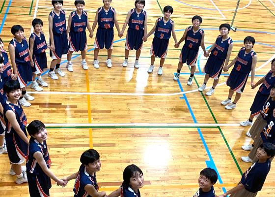 (中学)バスケットボール