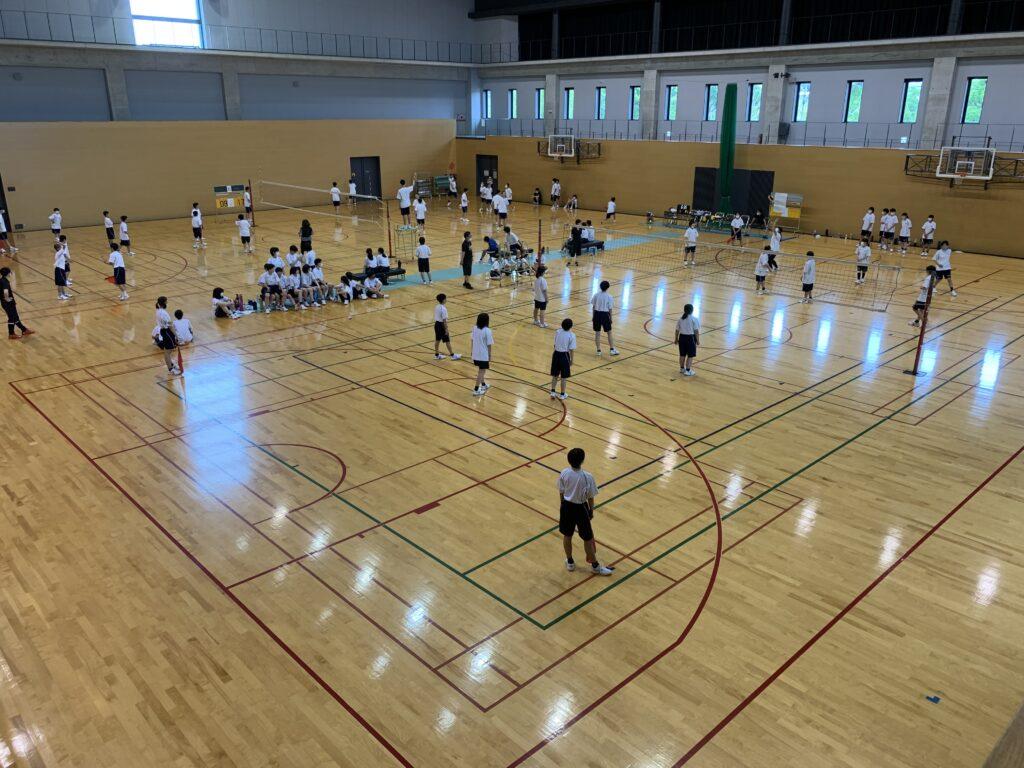 中学・高校球技大会